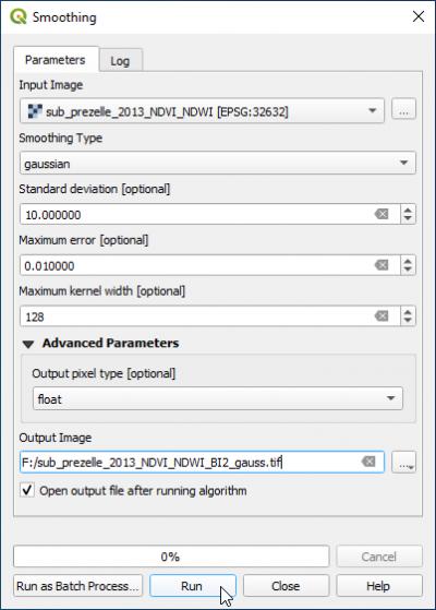 Gaussian Log File