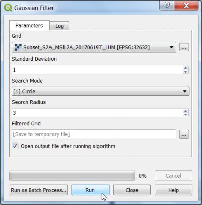 Gaussian filter - AWF-Wiki