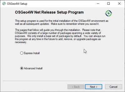 QGIS installation - AWF-Wiki